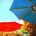 Umbrella by Susan Carella