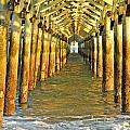 Under The Boardwalk by Eve Spring