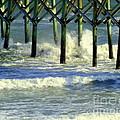 Under The Boardwalk by Karen Wiles