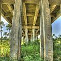 Under The Bridge by Beth Gates-Sully