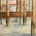 Under The Docks by Elaine Duras