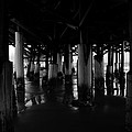 Under The Old Boardwalk by David Lee Thompson