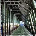 Under The Pier by Teresa Mucha