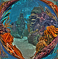 Under The Sea Fantasy World by Rachel Katic