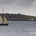 Under Way Reefed In by Brian Roscorla