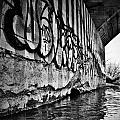 Underneath The Bridge by The Artist Project