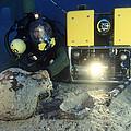 Underwater Archaeology by Alexis Rosenfeld