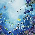 Underwater World IIi by Odile Kidd