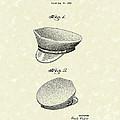 Uniform Cap 1937 Patent Art by Prior Art Design