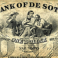 Union Banknote, 1863 by Granger