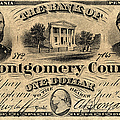 Union Banknote, 1865 by Granger