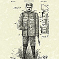 Union Garment 1901 Patent Art by Prior Art Design