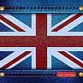 Union Jack Denim by Jane Rix