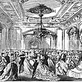 Union League Club, 1868 by Granger