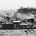 Union Locomotive, C1864 by Granger