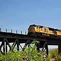 Union Pacific 5145 by Joe Kozlowski