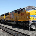 Union Pacific Locomotive Trains . 5d18820 by Wingsdomain Art and Photography