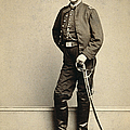 Union Soldier, 1860s by Granger
