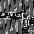 Union Square West by Susan Candelario