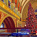 Union Station Christmas by William Fields