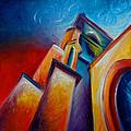 Unitarian Church by James Christopher Hill
