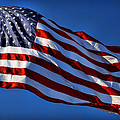 United States Of America - Usa Flag by Gordon Dean II