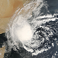 Unnamed Tropical Cyclone Approaching by Stocktrek Images