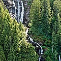 Unnamed Waterfall by Eric Tressler