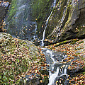 Upper Dark Hollow Falls In Shenandoah National Park by Pierre Leclerc Photography