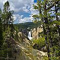 Upper Falls II by Jon Berghoff
