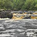 Upper Gabbro Falls by Matthew Winn