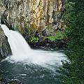 Upper Mccloud Falls by Greg Nyquist