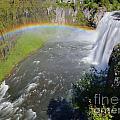 Upper Mesa Rainbow by Idaho Scenic Images Linda Lantzy