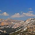 Upper Yosemite Panorama by Lynn Bauer