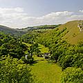 Upperdale From Monsal Head by Rod Johnson