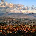 Upstate Ny Panorama by Terry Cork