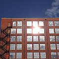 Urban Glare by Elizabeth Sullivan