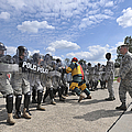 U.s. Air Force 86th Security Forces by Stocktrek Images