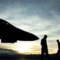 U.s. Air Force Airmen Prepare by Stocktrek Images