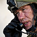 U.s. Air Force Sergeant Calls by Stocktrek Images