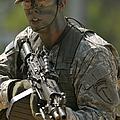 U.s. Army Ranger by Stocktrek Images