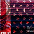 U.s Is On The Continent by Fania Simon
