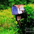 U.s. Mail 2 by Perry Webster