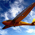 U.s. Marines Glider by Methune Hively