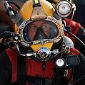 U.s. Navy Officer Wears The Mk-21 Mod by Stocktrek Images