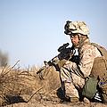 U.s. Navy Soldier Participates by Stocktrek Images