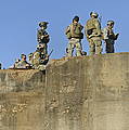 U.s. Special Operations Soldiers by Stocktrek Images