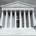 Us Supreme Court Building Viii by Clarence Holmes