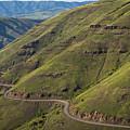 Usa, Washington, Asotin County, Mountain Road by Gary Weathers