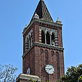Usc's Clock Tower by Tommy Anderson